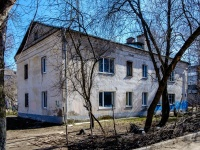 Tver,  , house 34. Apartment house