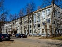 Тверь, Садовый переулок, дом 35. университет Тверской государственный университет