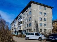 Tver,  , house 38. Apartment house