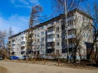 Tver,  , house 40. Apartment house
