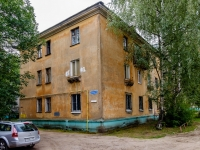 Tver,  , house 3А. Apartment house