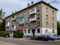 Tver,  , house 4. Apartment house