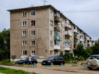 Tver,  , house 7. Apartment house