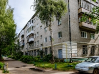 Tver,  , house 10. Apartment house