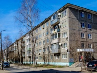 Tver,  , house 16. Apartment house
