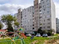 Tver,  , house 4. Apartment house