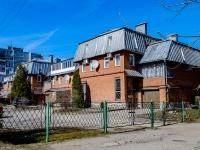 ,  , house 6А. 公寓楼