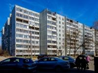 Tver,  , house 8. Apartment house