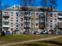 Tver,  , house 9. Apartment house