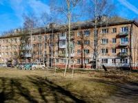 Tver,  , house 11. Apartment house