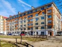 Тверь, Волоколамский проспект, дом 20 к.1. многоквартирный дом