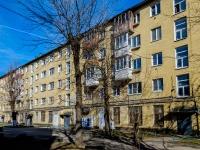 Тверь, Волоколамский проспект, дом 22. многоквартирный дом