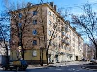 Tver,  , house 24. Apartment house