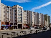 Тверь, Волоколамский проспект, дом 25 к.1. многоквартирный дом