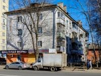 Тверь, Волоколамский проспект, дом 27/2. многоквартирный дом