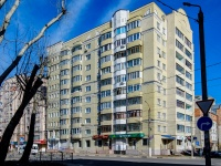 Tver,  , house 27 к.1. Apartment house
