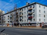 Тверь, Волоколамский проспект, дом 29. многоквартирный дом