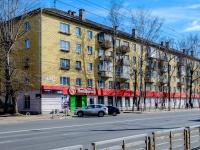 Тверь, Волоколамский проспект, дом 33. многоквартирный дом