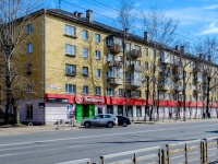 Tver,  , house 33. Apartment house