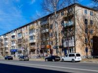 Тверь, Волоколамский проспект, дом 37/45. многоквартирный дом