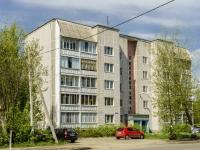 улица 50 лет ВЛКСМ, дом 8. многоквартирный дом