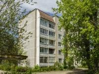 улица 50 лет ВЛКСМ, дом 10. многоквартирный дом