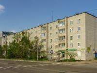улица 50 лет ВЛКСМ, дом 69. многоквартирный дом