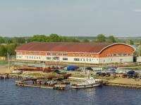 Кимры, улица 50 лет ВЛКСМ, дом 72. дворец спорта Арктика