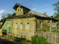 улица 50 лет ВЛКСМ, дом 105. индивидуальный дом