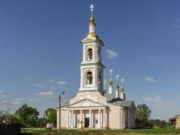 Kimry, alley Voznesenskiy, house 1. church