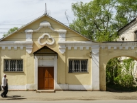 улица Володарского, дом 28. индивидуальный дом