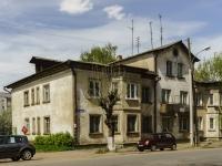 улица Володарского, дом 36. многоквартирный дом