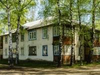 Кимры, улица Кириллова, дом 14. многоквартирный дом