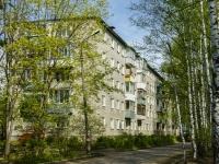 Кимры, улица Кириллова, дом 15. многоквартирный дом