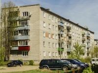 Кимры, улица Кириллова, дом 19. многоквартирный дом