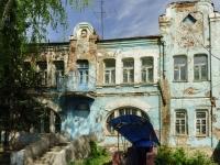 Кимры, улица Кирова, дом 5. офисное здание Русский стиль, концертное агентство