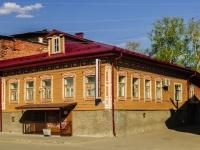 Кимры, улица Кирова, дом 19. выставочный комплекс Дом ремесел