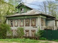 Кимры, улица Кольцова, дом 25. индивидуальный дом