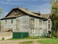Kimry, st Ordzhonikidze, house 3. Apartment house