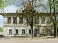 Kimry, st Ordzhonikidze, house 8. Apartment house
