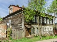 Кимры, улица Салтыкова-Щедрина, дом 9. многоквартирный дом