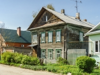 Kimry, st Saltykov-Shchedrin, house 29А. Private house