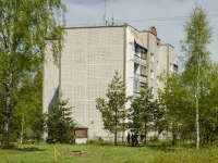 Kimry, st Tupolev, house 3А. Apartment house