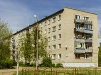 Kimry, st Chapaev, house 18. Apartment house