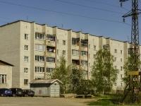 Кимры, улица Челюскинцев, дом 12. многоквартирный дом