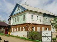 Kimry, st Shevchenko, house 1. Private house