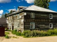 Осташков, улица Володарского, дом 10. многоквартирный дом
