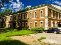 Осташков, улица Володарского, дом 13. школа №1