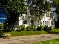 Осташков, улица Володарского, дом 15. офисное здание