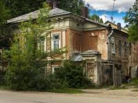 Осташков, улица Володарского, дом 41. многоквартирный дом